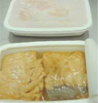 Processed Salmon